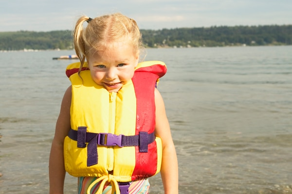 Boating with Toddlers