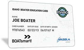 The BOATsmart! course on a laptop