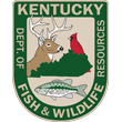 state of Kentucky department of fish and wildlife logo