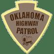State of Oaklahoma highway patrol badge