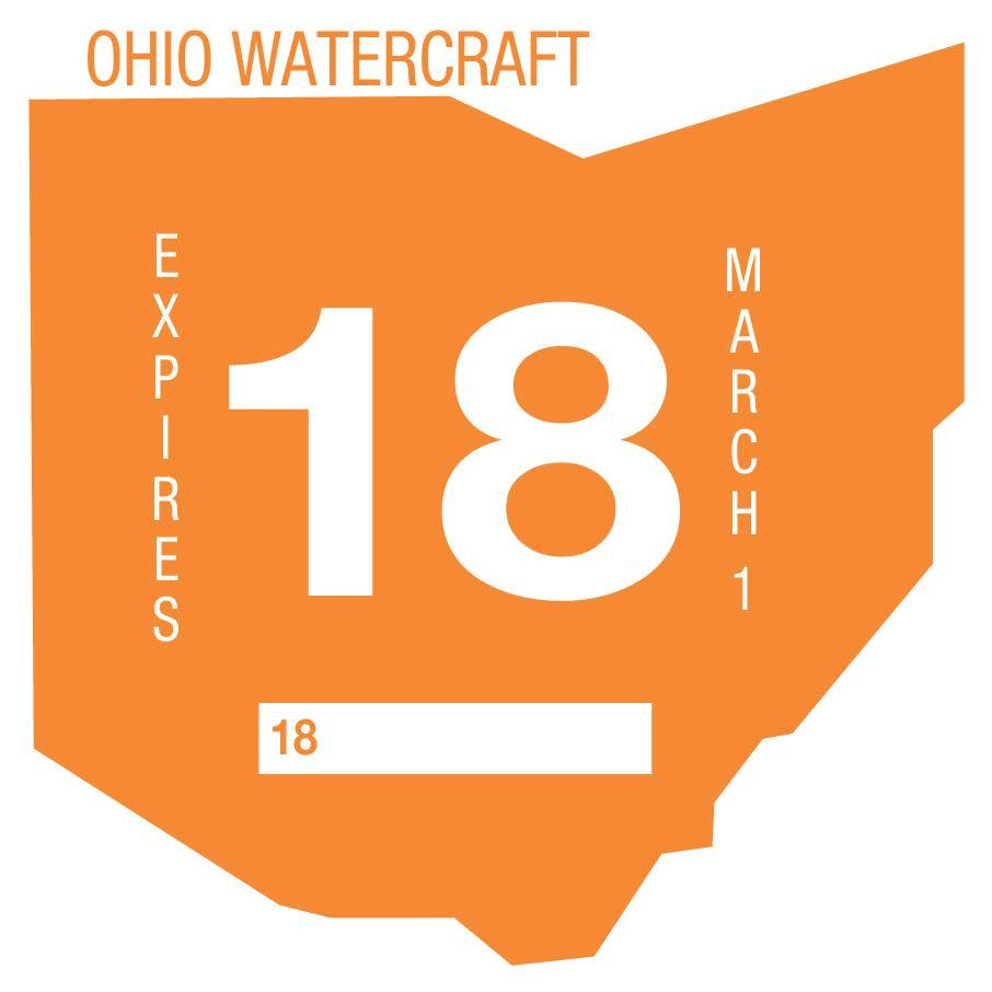 Ohio decals 1